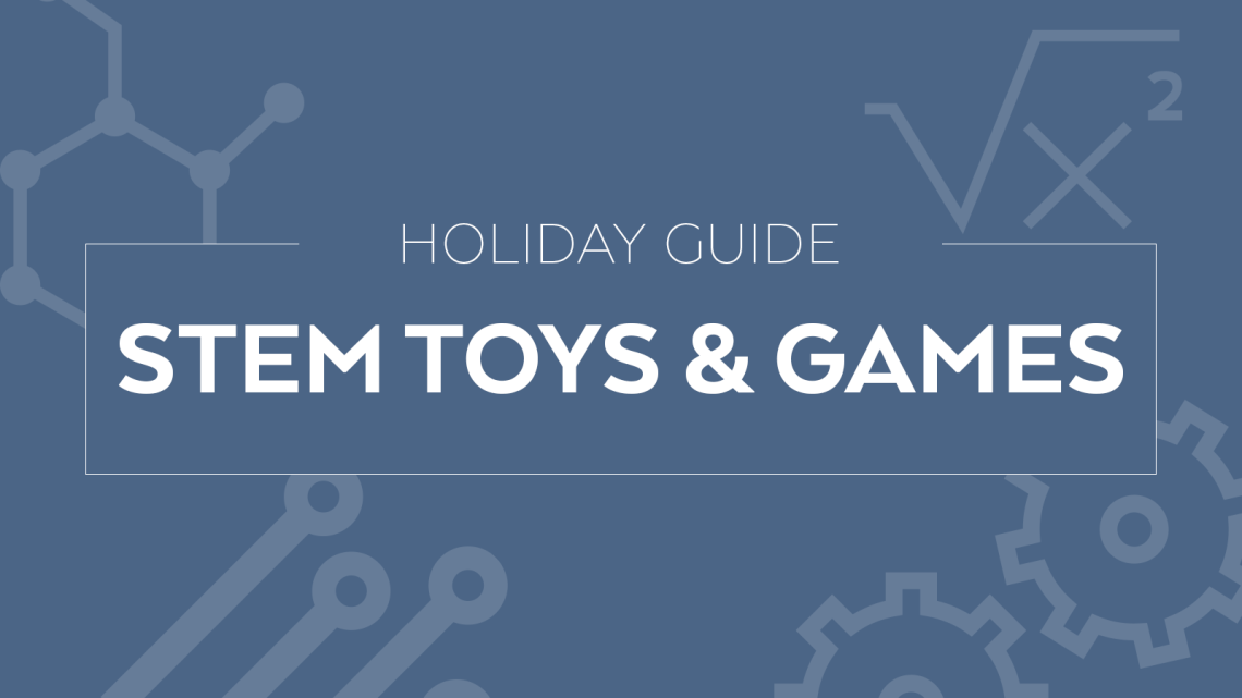 Eureka Software Holiday Guide - STEM Toys and games
