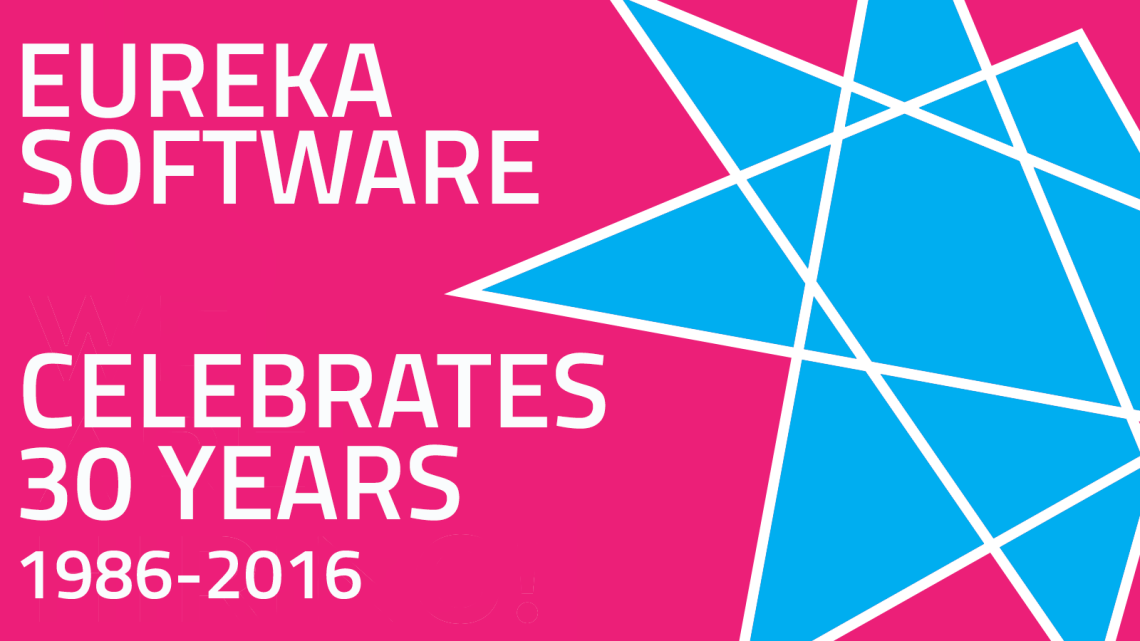 Eureka Software Celebrating 30 Years of Custom Software Project Excellence
