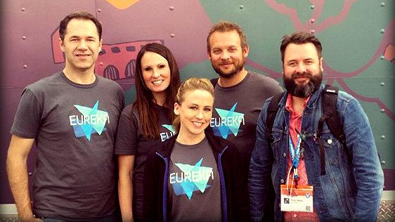 Team Eureka SXSWi