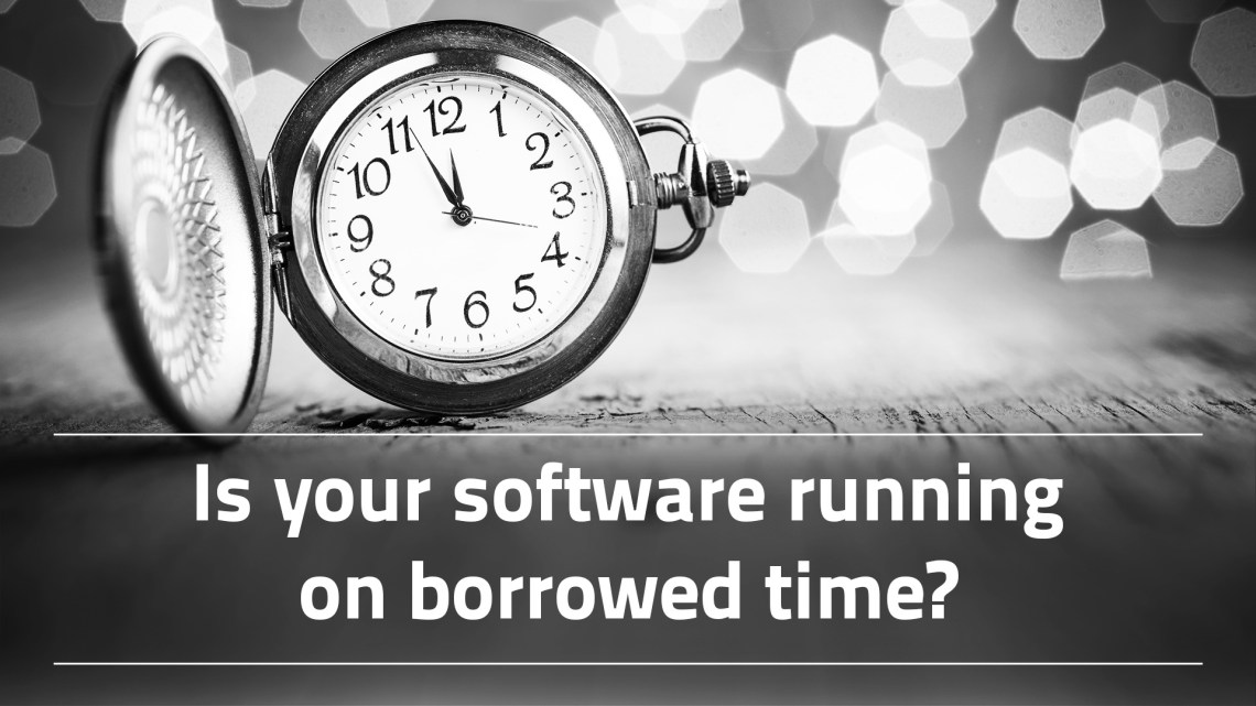 When is it Time to Rebuild My Software System?