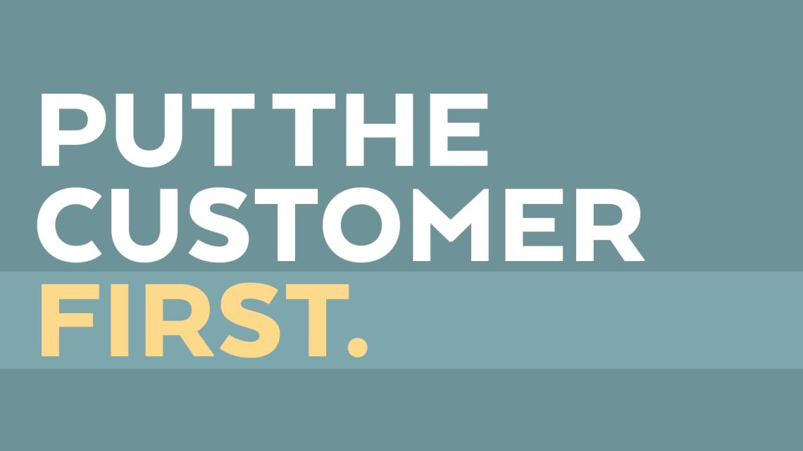 customersfirst