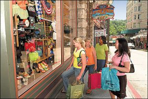 Eureka Springs Girls Weekend