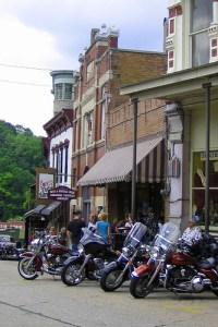 arkansas motorcycle rides eureka springs