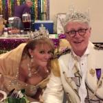 St. Liz Cajun King Cake Ball