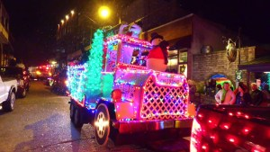 Eureka Springs Christmas Parade