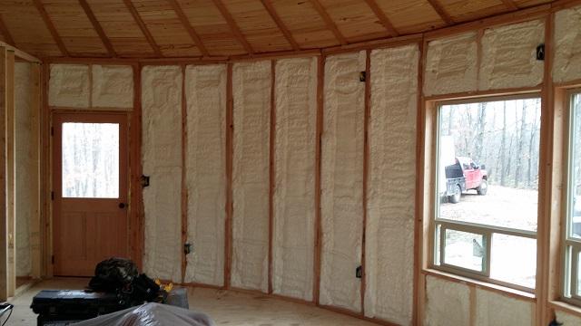 Interior Spray Foam