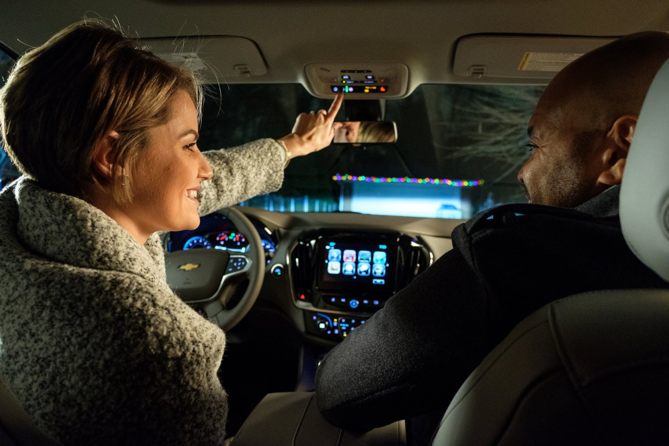Chevrolet OnStar Santa Tracker