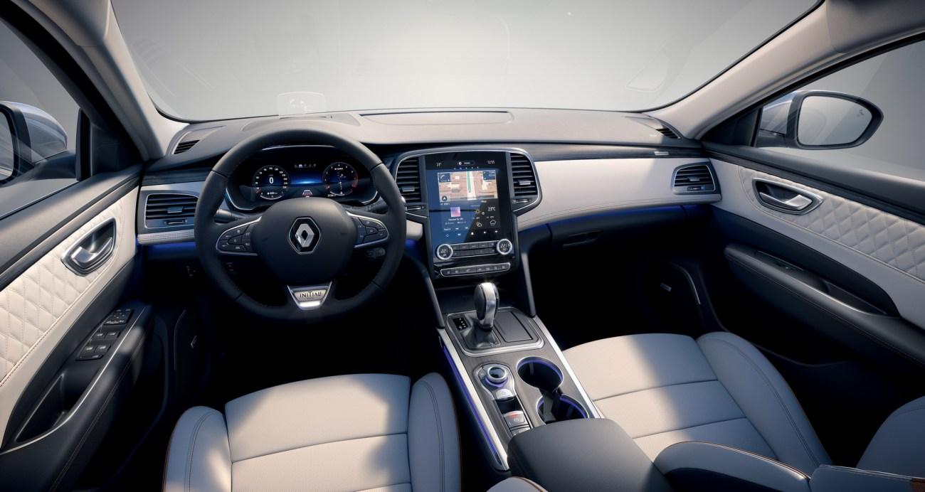2020 - New Renault TALISMAN7888