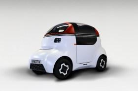 MOTIVE autonomous vehicle platform