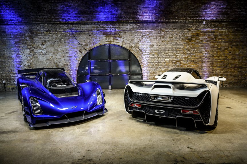 2. Czinger Czinger 21C London, UK reveal of both cars