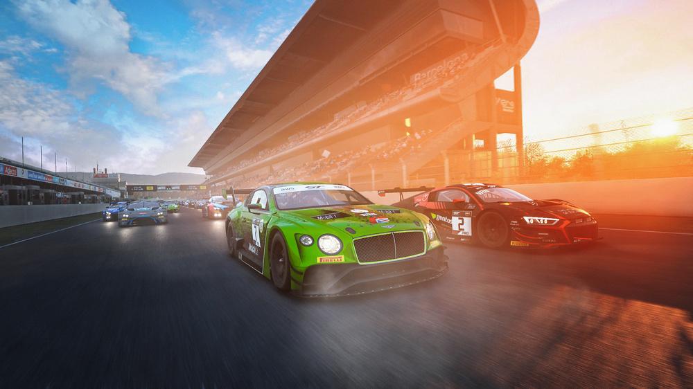 Bentley SRO E-Sports