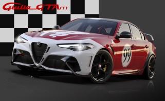 Alfa Romeo Giulia GTA dedicated Livery (23)