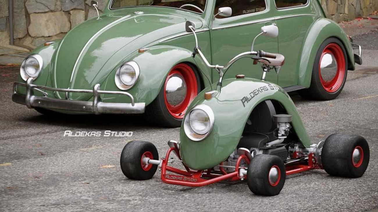go-kart-vw-beetle-fender---side-by-side-front-quarter