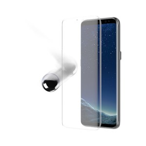Otterbox Galaxy S8 Clear screen protector