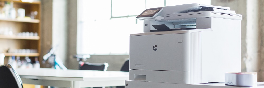 HP Printer in Office
