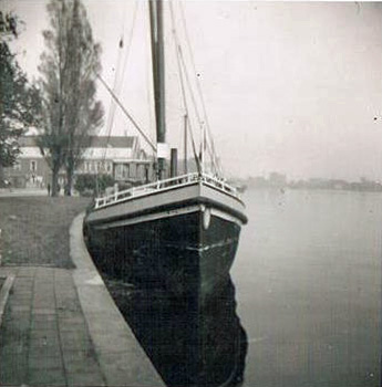 Catharina Elisabeth in the Verwer's home town of Wormerveer