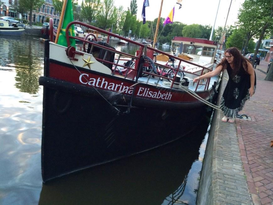 Christening Catharina Elisabeth