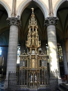 Sacraments Tower (1585) - 6.5 metres tall