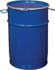 Бочка металлическая 50 литров коническая