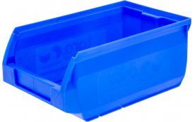 Пластиковый ящик для склада 170х105х75 Арт.5001