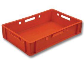 Пластиковый ящик мясной Е1