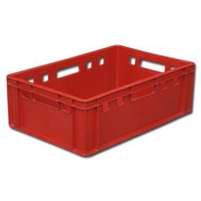 Пластиковый ящик мясной Е2 арт 207