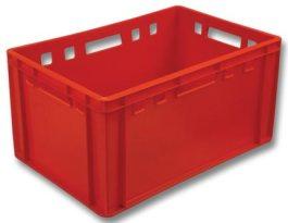 Пластиковый ящик мясной Е3