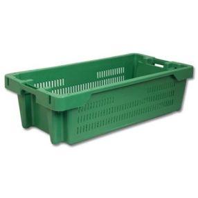 Ящик пластиковый рыбный арт 211-2