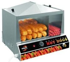 Печь гриль паровой для HOT DOG МК-1.35