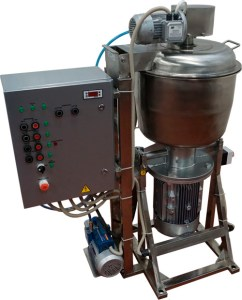 Куттер вакуумный ИПКС-032-80РП(Н)
