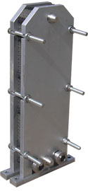 Пластинчатый теплообменный аппарат ИПКС-119-1000