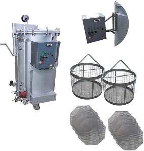 Автоклав для консервирования промышленный ИПКС-128-500