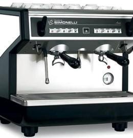 Рожковая кофемашина Appia Compact 2 Gr V Black 220V