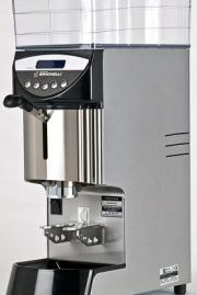 Кофемолка жерновая электрическая MYTHOS BASIC сереб. металлик
