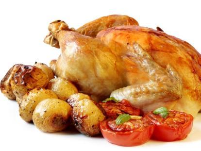 Курица-гриль в пароконвектомате