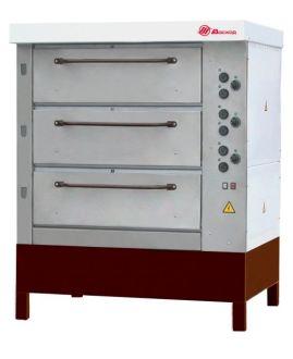 Хлебопекарная ярусная печь ХПЭ-750/4