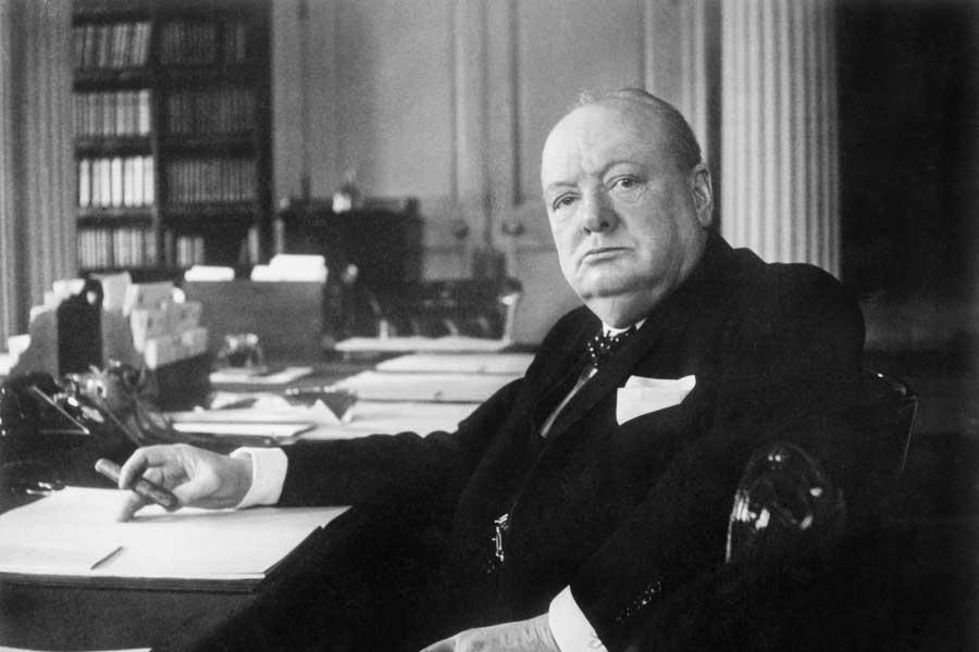 Уинстон Черчилль: путь без потери энтузиазма