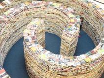 Лабиринт из 250 тысяч книг