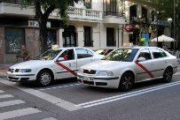 В Мадриде появились такси с бесплатным Wi-Fi.