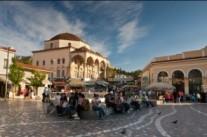 Старый квартал Афин станет музеем