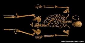Останки Ричарда III найдены на автостоянке