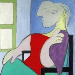 «Женщина у окна» Пикассо ушла с аукциона за 46 миллионов долларов
