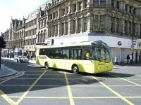 В Нидерландах на электрические автобусы перешел целый остров