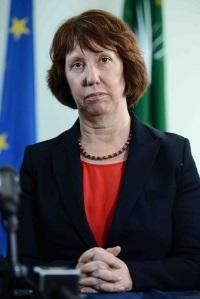 Верховный Представитель ЕС Кэтрин Эштон обеспокоена действиями российских властей в отношении организации «Голос»
