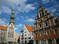 Латвия и Швеция разделят корону культурной столицы Европы 2014