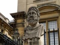 Украденный бюст римского императора найден в Испании