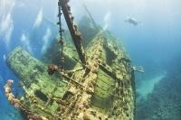 Древнеримский корабль найден на дне Лигурийского моря в Италии