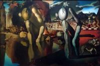 Выставка работ Сальвадора Дали бьет рекорды в Испании