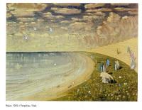 Мечты о Литве знаменитого художника и композитора Чюрлениса очаровывают Европу