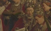 Ранний эскиз Ван Эйка обнаружен во время реставрации Гентского алтаря в Бельгии